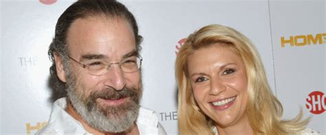 Danes And Mandy by Mandy Patinkin God S Gift To 50 And Admits He