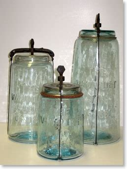 Phoebe Apothecary Jar w r vliet s canning jars local history articles