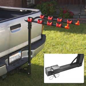 bike rack 4 bicycle hitch mount carrier car truck auto 4