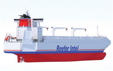 Ship Designer new reefer ship design seeks to cut turnaround times