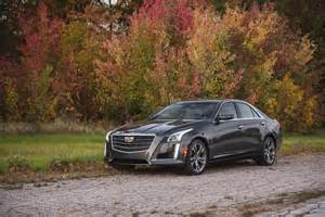 2015 Cts Cadillac 2015 Cadillac Cts Vsport Sedan Gma Garage Gm Authority