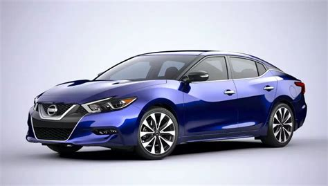 Nissan Maxima 2018 Price by 2018 Nissan Maxima Review And Price Noorcars