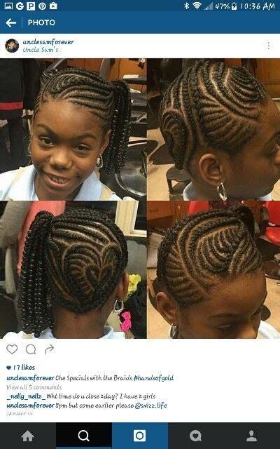 kiddie hair do 1000 images about kiddie styles cornrows on pinterest