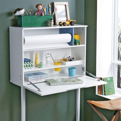 bureau mural enfant rangement 20 meubles et accessoires d 233 co que vont adorer