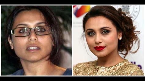 Eyeliner Rani rani mukherjee without makeup www imgkid the
