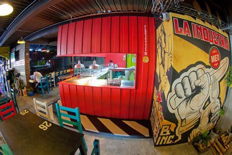 La Industria restaurant by Plasma, Medellín ? Colombia