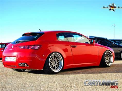Alfa Romeo Brera Usa Tuning Alfa Romeo Brera Side