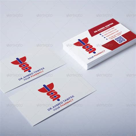 free pharmacy business card template 7 pharmacy business cards free premium templates