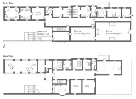 villa rustica floor plan holiday at sant antonio tivoli near rome italy
