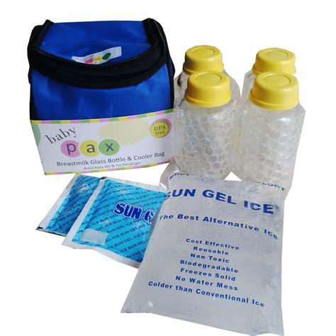 Daftar Freezer Asi jual cooler bag asi baby pax icegelku