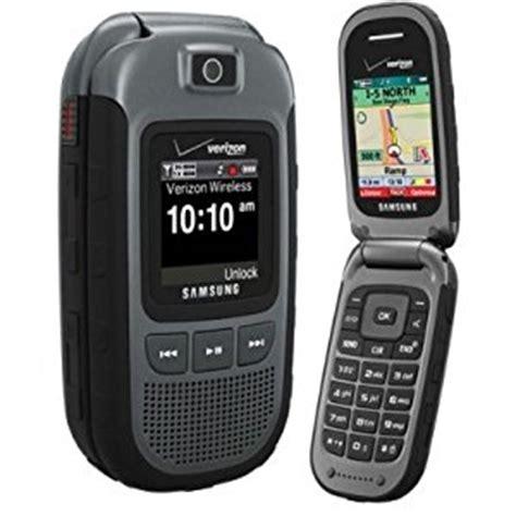 Best Rugged Flip Phone by Samsung Convoy U640 For Verizon Wireless Rugged Flip