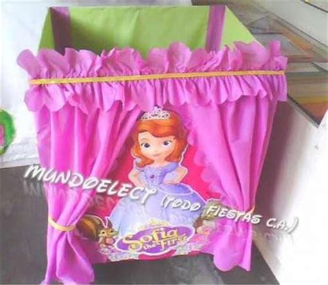 sofia their grand idea books idea para decorar la caja de regalos en infantil de