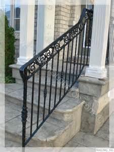 wrought iron railing railing 161 jpg
