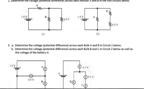shows three circuits with identical batteries inductors