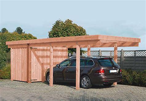 carport holz billig carport und garage aus holz amrum 2 kaufen