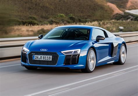 audi r8 coupe summary parkers