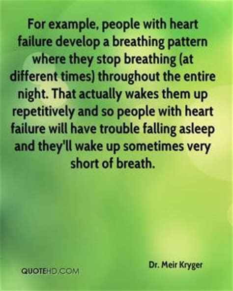 breathing pattern in heart failure heart failure quotes page 1 quotehd