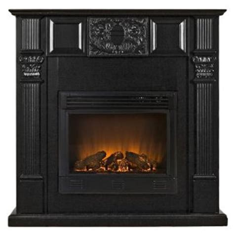 Martin Fireplaces by Martin Electric Fireplace Black
