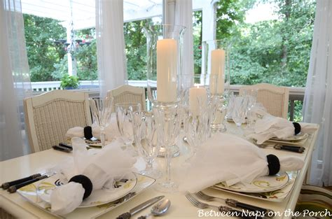 elegant table settings elegant candlelit summer tablescape table setting