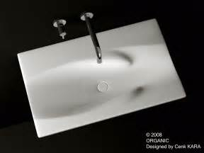 Bathroom Designs For Home cenk kara designer organic sink design