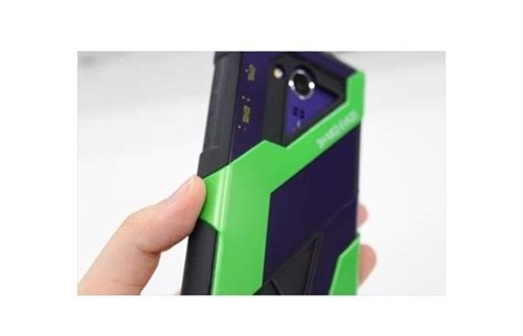 What Happened To The Hotly Anticipated Phones Of 2007 Shiny Shiny by Hotly Anticipated Evangelion Smartphone Take An Advance