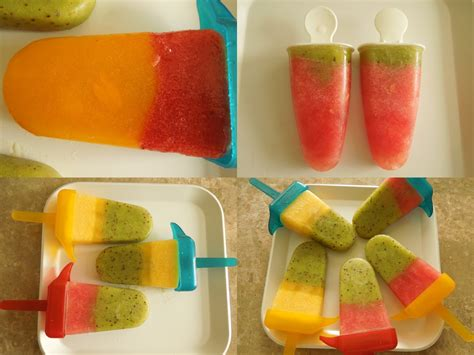 appetizing recipes fresh fruit popsicles