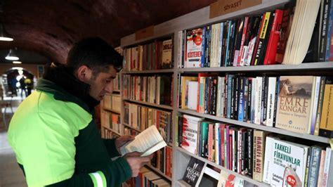 trabajadores de la basura crean biblioteca con libros tele 13