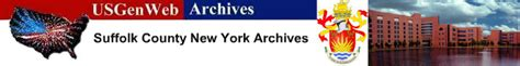 Suffolk County New York Court Records Suffolk County New York Archives Usgenweb