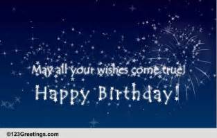 make a wish free happy birthday ecards greeting cards