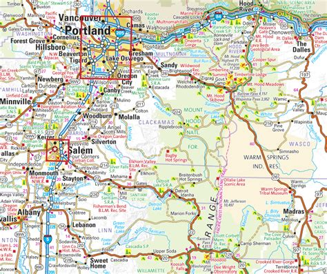 road atlas usa map road atlas map laminatoff