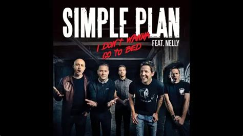 i don t wanna go to bed simple plan i don t wanna go to bed french version