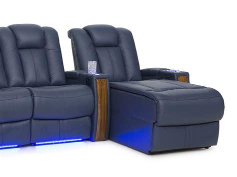 seatcraft monaco chaise home theater seats