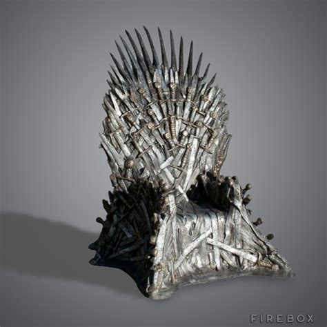 Iron Throne Chair by Of Thrones Buy Your Own Iron Throne