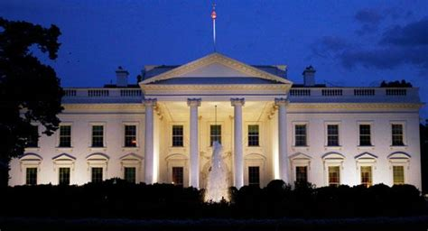 picture of the white house a look inside the white house politico