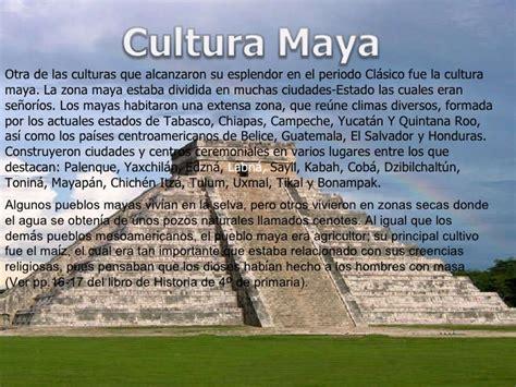 imagenes de mayas cultura cultura maya