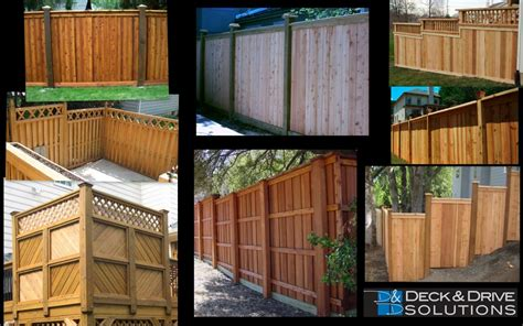 fence  privacy wall ideas des moines deck builder