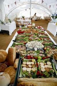 food for a wedding buffet catering ideas food and buffet displays