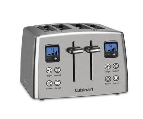 Cuisinart Stainless Toaster 5 best cuisinart toaster make your favorite breads easily and quickly tool box