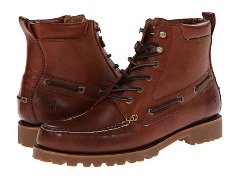frye boat shoes review reviews frye sully lug boat redwood
