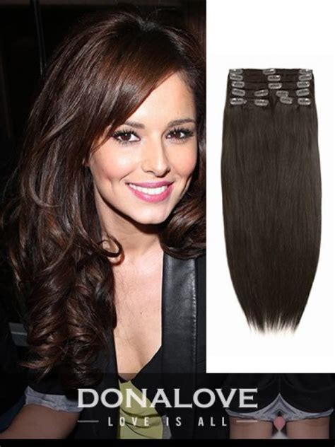 medium reddish brown hair color medium reddish brown indian remy clip in hair extensions
