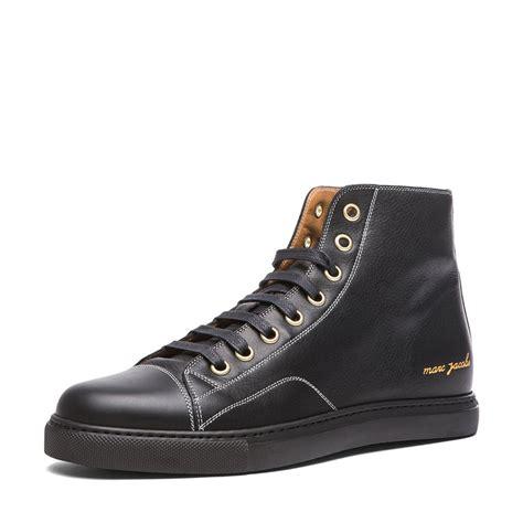 all black sneaker sepatupria terbaru all black leather sneakers images