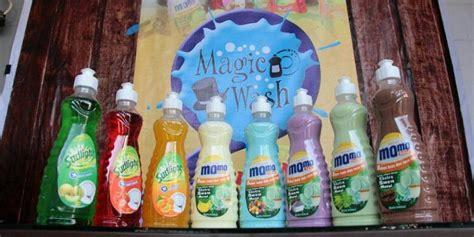 Botol Cuci Piring Magic Wash Cairan Dalam Botol Sabun Cuci Piring Yang Bisa