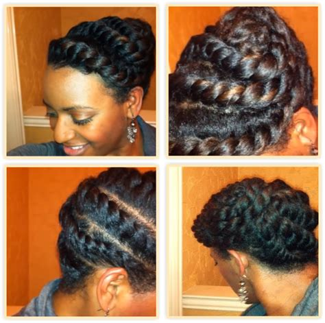 flat twist updos natural inspiration twa on pinterest twa hairstyles
