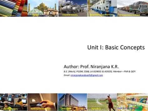 Mba Basic Concepts by Mba Om 01 Basic Concepts