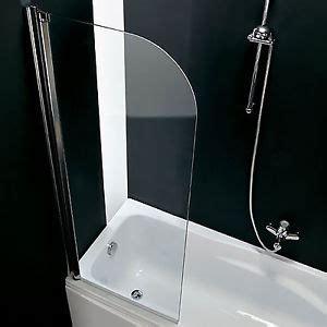 paratia per vasca da bagno sopravasca parete 67 cm girevole per vasca da bagno