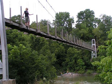 swinging bridge va pin by fran curtis allison young on old swinging bridges
