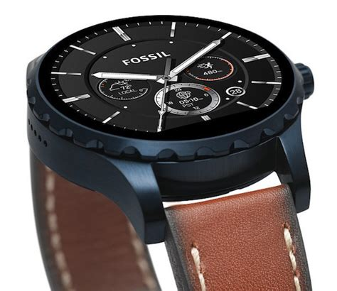 Fossil Q Smartwatches Review » The Gadget Flow