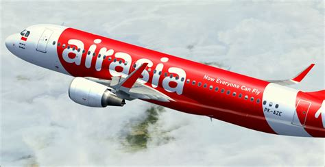Air 2 Indonesia indonesia air asia airbus a320 200 for fsx