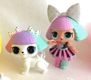 Lol Suprise Doll Series 1 Pranksta lol pranksta and pupsta series 2 doll big pets 3 theater club ebay