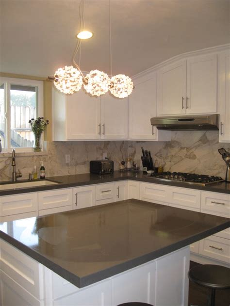 Gray Countertops by What Color Type Are Gray Countertops